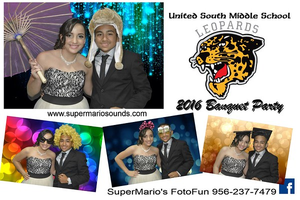 United South Middle Banquet
