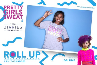 Pretty Girls Sweat @ Sparkles : Hosted By Dai Time