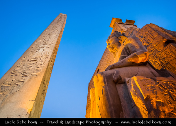 Egypt - Luxor - Ancient Temples