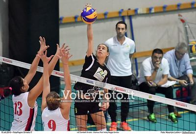 AZ Zambelli Orvieto -  Gramsci Pool Volley Reggio Emilia