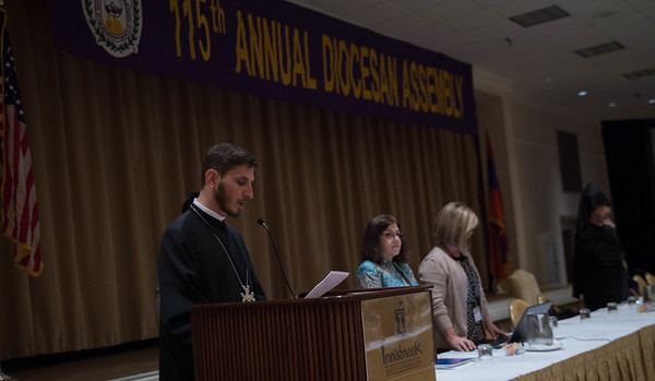 2017 Diocesan Assembly, Palm Harbor, FL, May 4-6