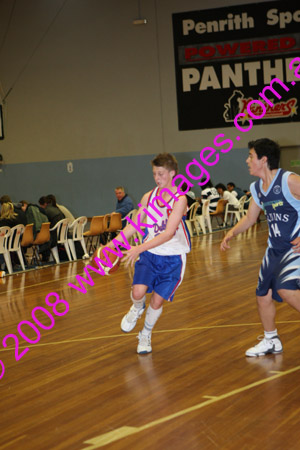 U/14 M Bankstown Vs Dubbo 17-8-08