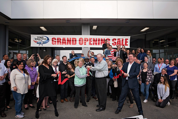 Ford's Grand Opening 2018