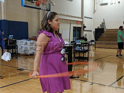 7th Grade Back to School PBIS Assembly 8.23.19