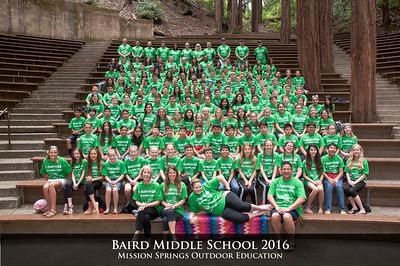 Baird Elementary 2016