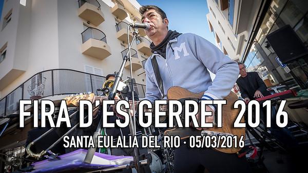 FIRA D'ES GERRET 2016