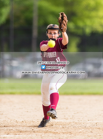 5/24/2017 - Varsity Softball - Woburn vs Arlington
