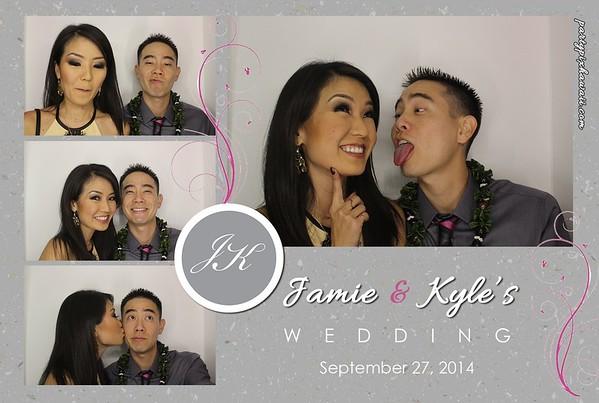 Kyle & Jamie's Wedding (Luxury Photo Booth)