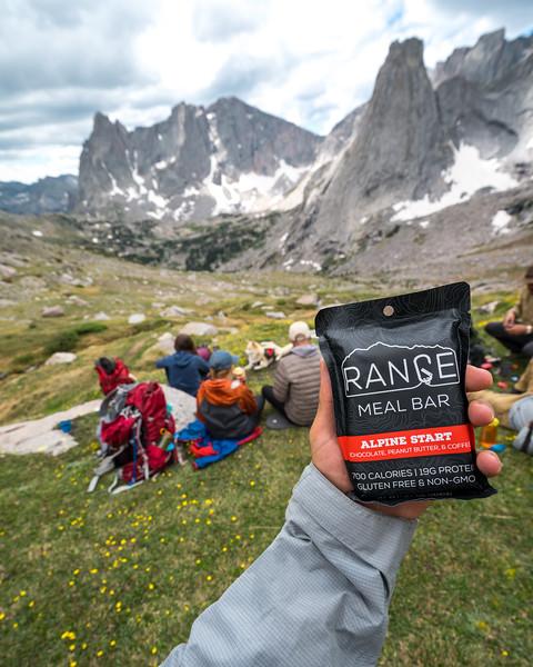 Outdoor Snacks   Range Meal Bar   Spec Work