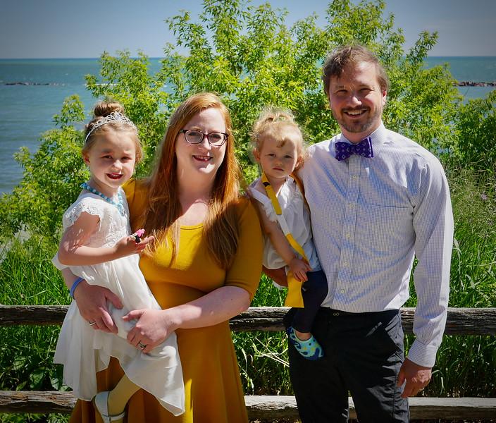 Jason and Megan's  Family Portfolio