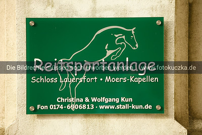 23.09.2006 Schloss Lauersfort  Tagesshow