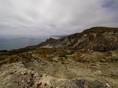 Catalina Island Backpack - Orizaba and Silver Peaks along the way.  5/29/17-6/1/17