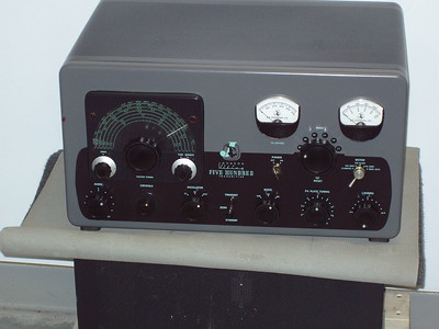 500 Transmitter