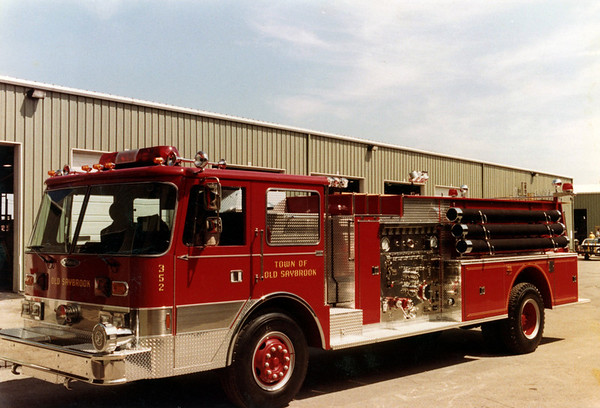 Engine 2 Brand New in 1984