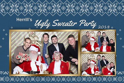 Herrill's Ugly Sweater Party