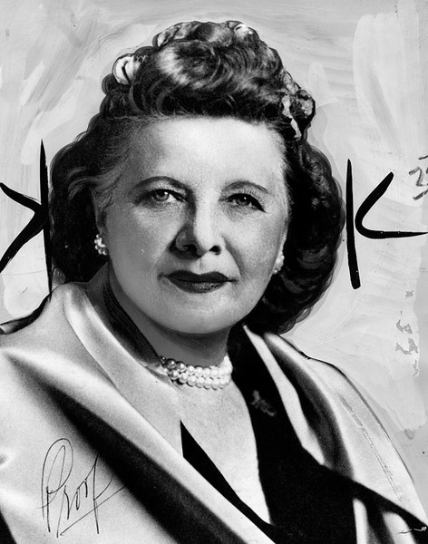 June 21, 1963, Portrait of Christine Sterling