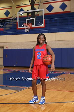 2018-19 Midway Girls Basketball