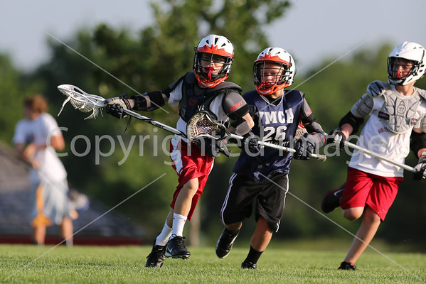 YMCA Youth Lacrosse Camp 6/17/2014