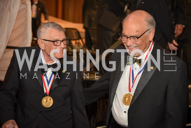 Dr. Leonard Flom, Dr. Spencer Silver, National Inventors Hall of Fame, Induction at the National Building Museum, May 3, 2018-8974.JPG