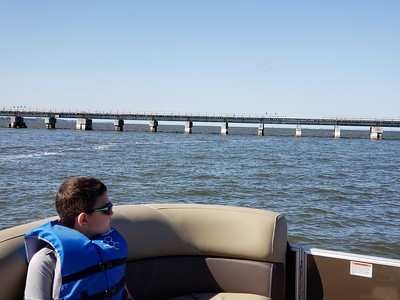 1st Boat Rental and Fishing Trip