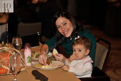28021 WVU Thanksgiving Dinner November 2011