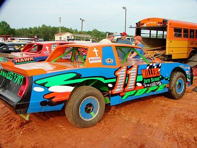 Carolina Speedway May 8, 2009