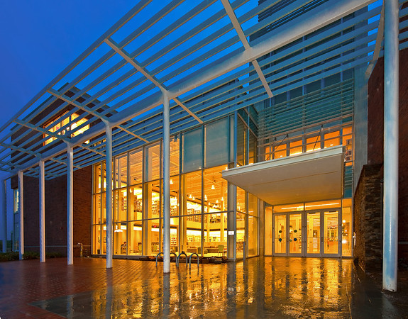 Plainsboro Library
