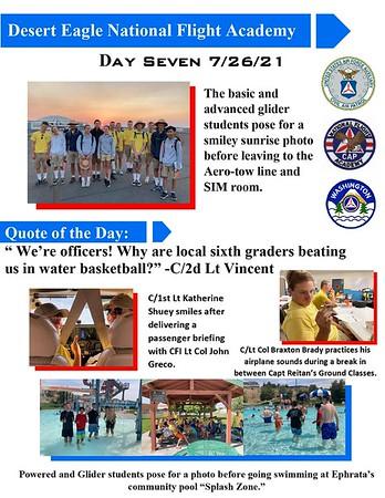 Desert Eagle Flight Academy Day 7