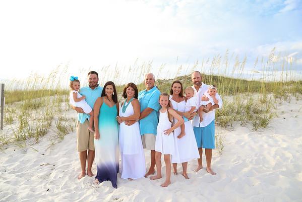 Cheryl and Family Destin