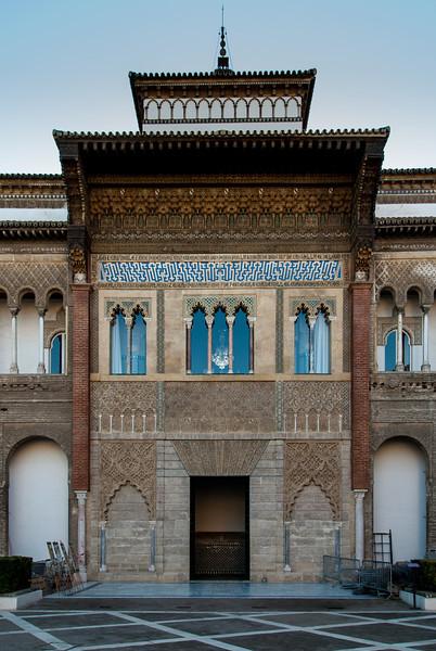 Alcázares Reales de Sevilla
