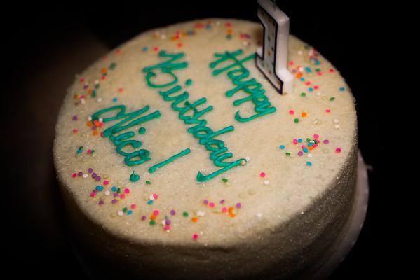 Nico - 1st birthday