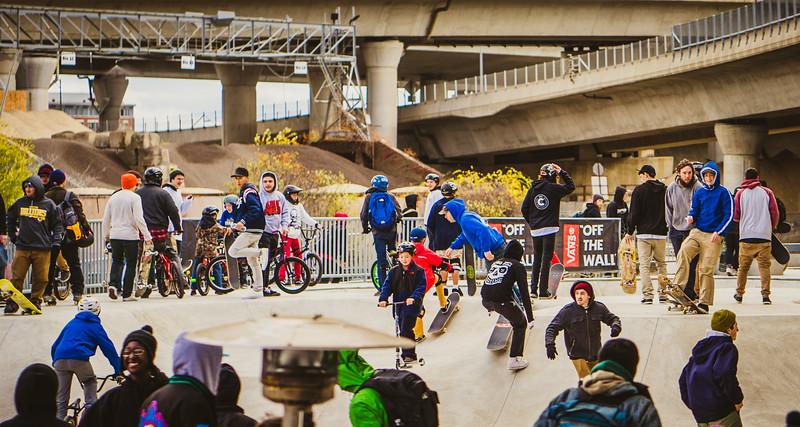 2015-11 | Lynch Family Skatepark Opening
