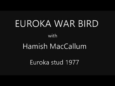 EUROKA WAR BIRD & Hamish MacCallum 1977