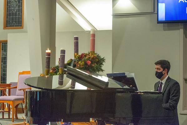 Advent Concert and Prayer Service