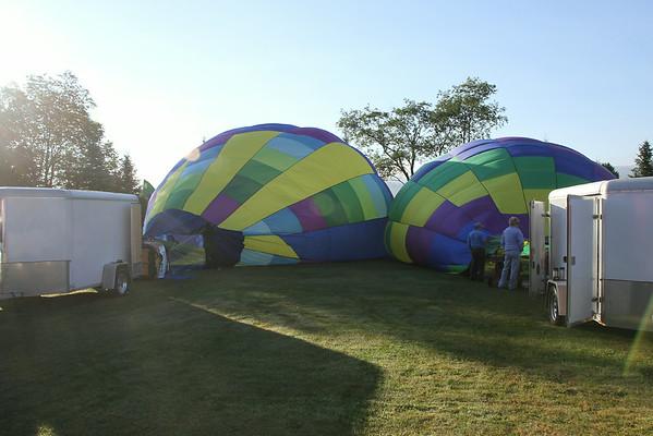 2014 Stoweflake Balloon Festival