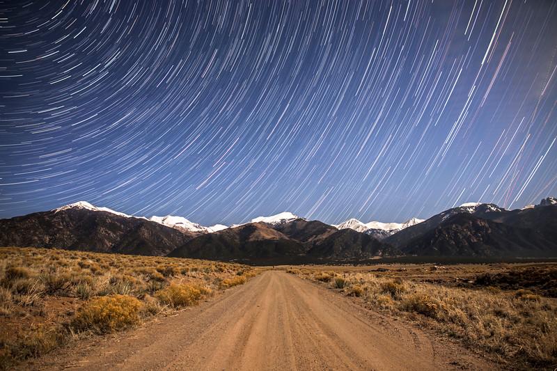 Crestone Star Trail