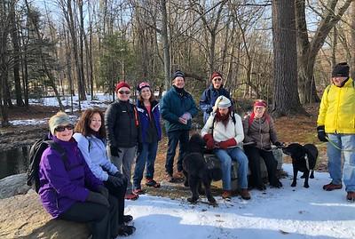 January 8 Wednesday Hike