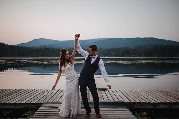 Chelsie & Matt {Wedding} July 28, 2018