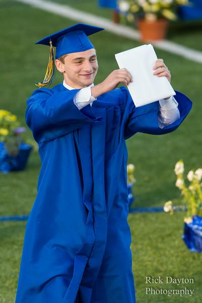 Hampton HS 2014 Graduation