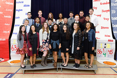 RCS 2018 Winter Sports Awards