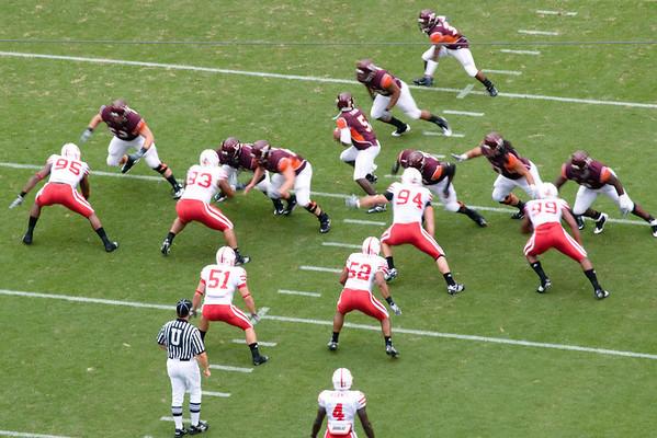 VT vs Nebraska September 2009