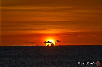 Caribean Sunset
