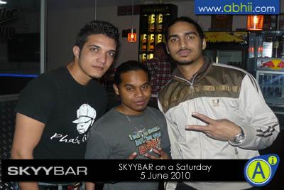 SkyyBar - 5th June 2010