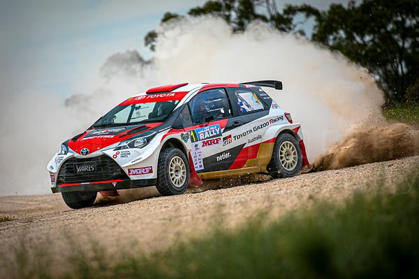 2019 Adelaide Hills Rally