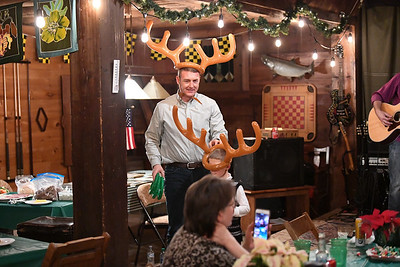 12/14/19 Willyard Christmas Party at the Stewart's Barn