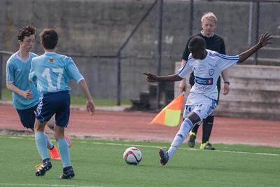 FK GJØVIK-LYN G14   -   HØYBRÅTEN/STOVNER     08/05/2016