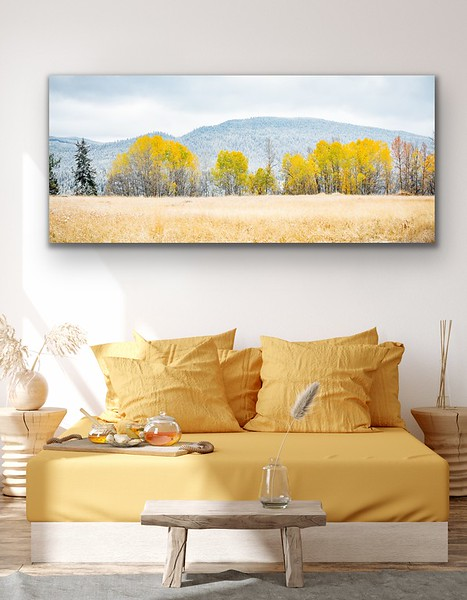 'Rhythms of Nature' Canvas Wrap or Float Mount Metal Print