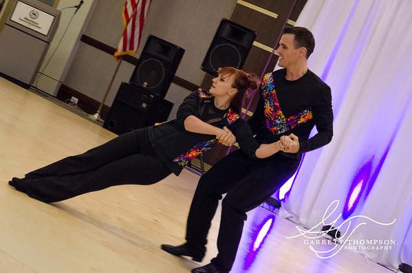 Glenn and Leslie