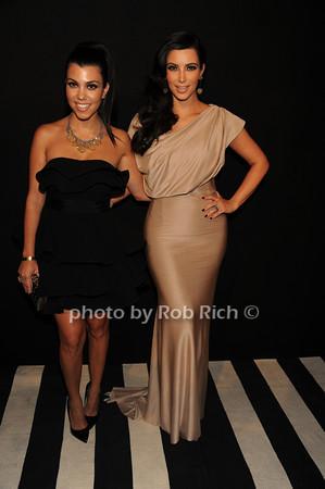 Kourtney Kardashian, Kim Kardashian photo by Rob Rich/SocietyAllure.com © 2011 robwayne1@aol.com 516-676-3939