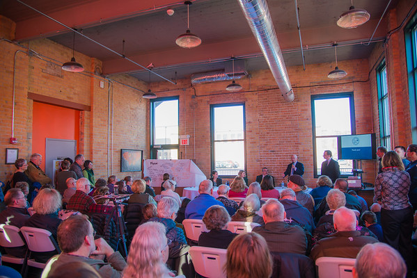 DFL Listening Session, Duluth 2-18-17